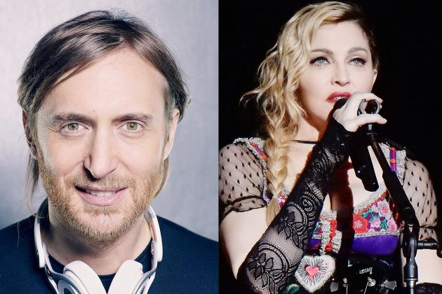 Madonnane collabore pas avec David Guetta à cause de… son signe astro