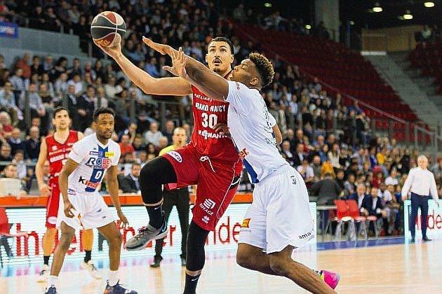 Battu par Nancy, le Rouen Métropole Basket veut se reprendre contre Antibes