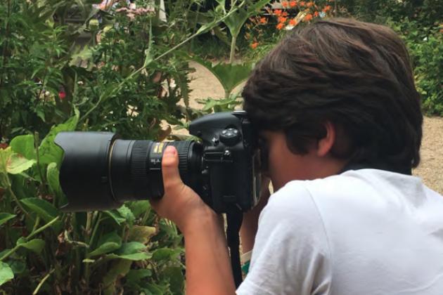 Participez à unstage de photos au Muséed'initiation à la nature