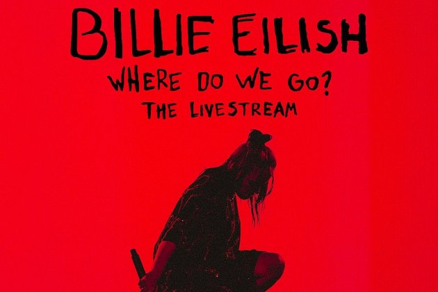 Fin octobre, Billie Eilishseraen concert... virtuel !