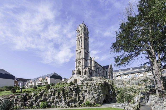 Le Petit Lourdescandidat au titre de monument historique
