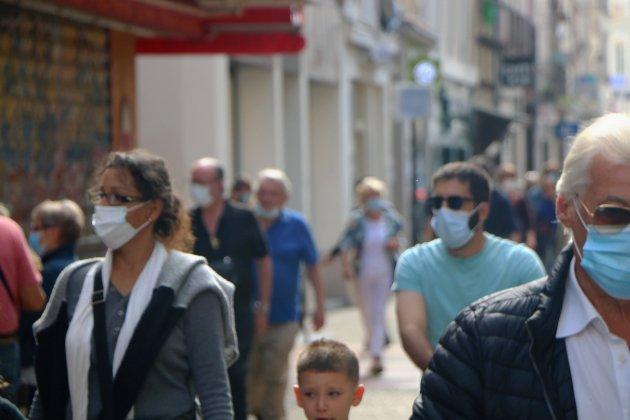 Covid-19: masque obligatoire sur tous les marchés et près des écoles