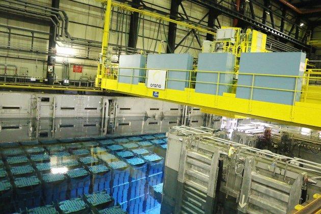 Unenouvelle piscine de combustibles nucléaires?