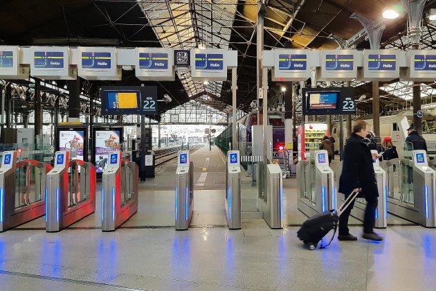 Trains: les trajetsdepuis Parisallongés pendant deux week-ends