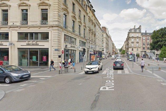 Suspicion d'incendie, la rue Jeanne-d'Arc coupée à la circulation