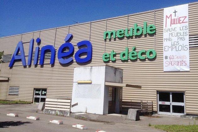 800 lots aux enchères après la fermeture du magasin Alinéa
