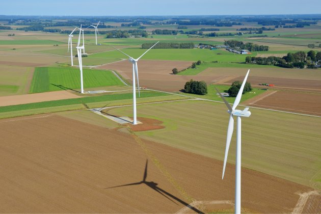 Début d'enquête publique pour le parc éolien de la plaine du Tors