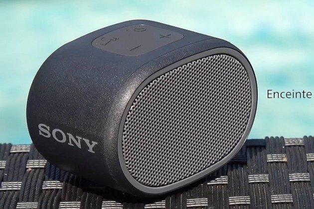 Gagnez votre enceinte portable Sony avec Tendance Ouest
