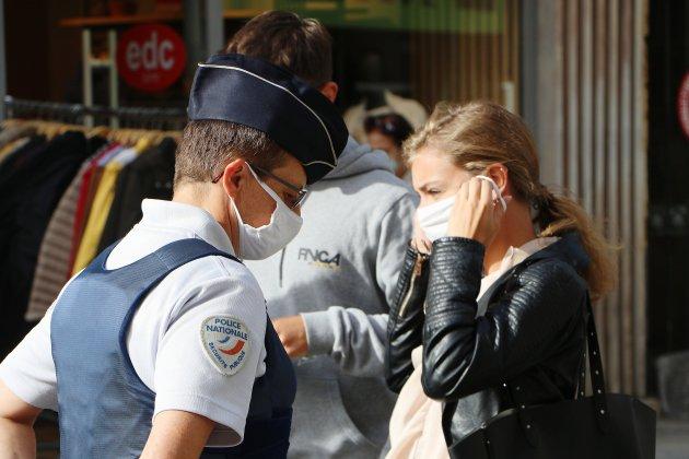 Le couvre-feu s'applique dans le département du Calvados
