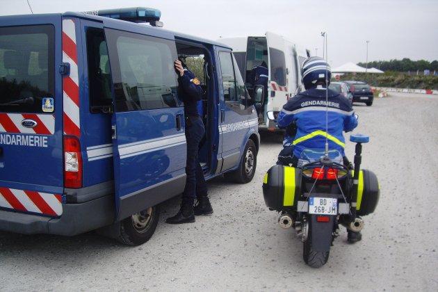 Passage à l'heure d'hiver: les gendarmes ouvrent l'opération Cyclope