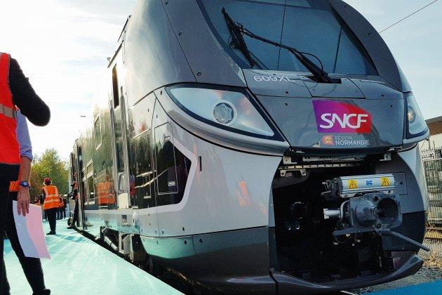 TGV et personnels en renfort sur les lignes de la région