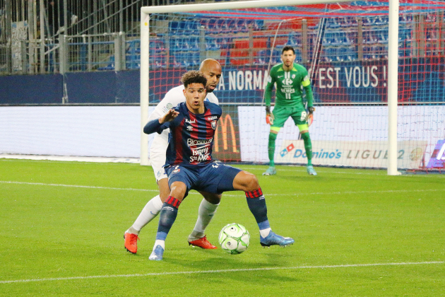 Trois nouveaux joueurstouchés par la Covid-19 au SM Caen