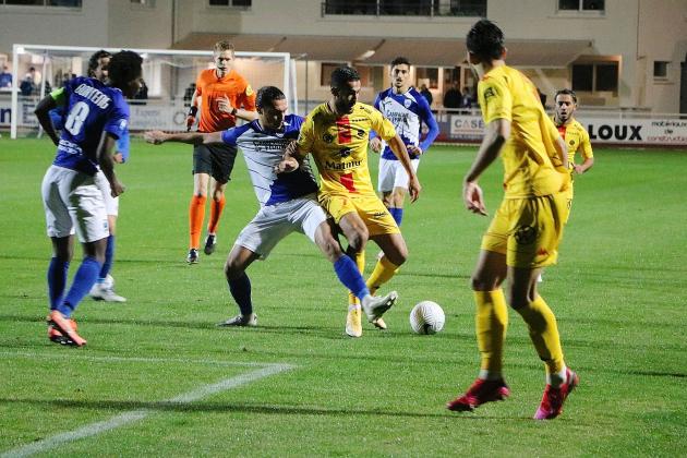 Le match de QRM face à Bourg-en-Bresse reporté
