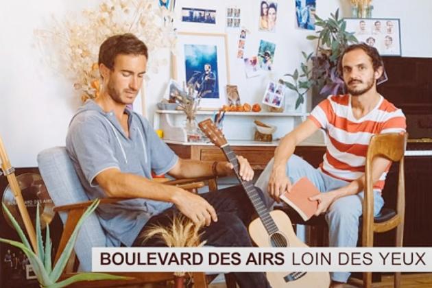 """Boulevard des Airs sortle single """"Dis-moi comment tu danses"""""""