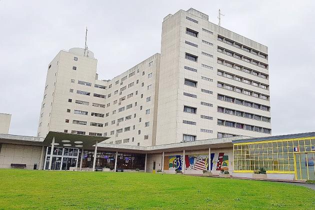 Le Mémorial accentue sa capacité d'accueil des patients Covid