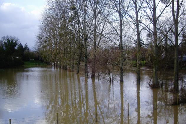 Inondations en mars et mai: l'état de catastrophe naturelle est reconnu