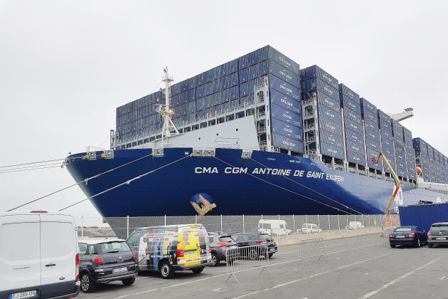 Le Havre. Une nouvelle escale CMA CGM à partir de décembre