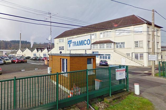 Un incendie chez Tramico à Brionne, usine classée Seveso