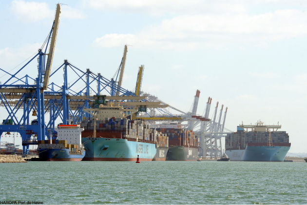 Le Havre sera le siège du grand port Haropa