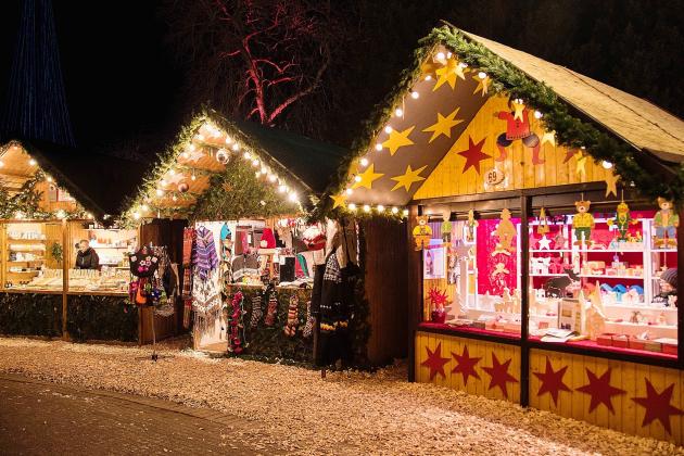 Le marché de Noël annulé