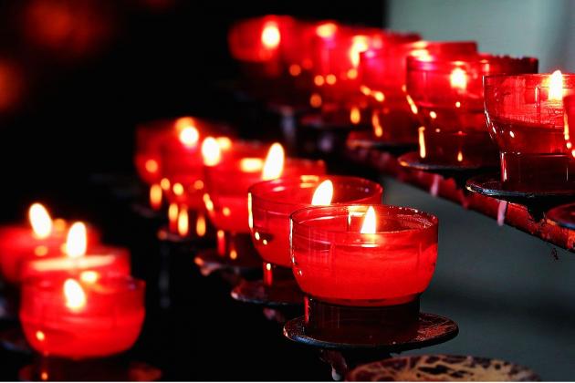 Une messe en hommage aux victimes de l'attentat de Nice