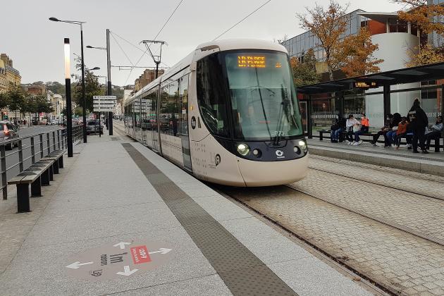 Tram et bus circuleront normalement jusqu'au 6 novembre