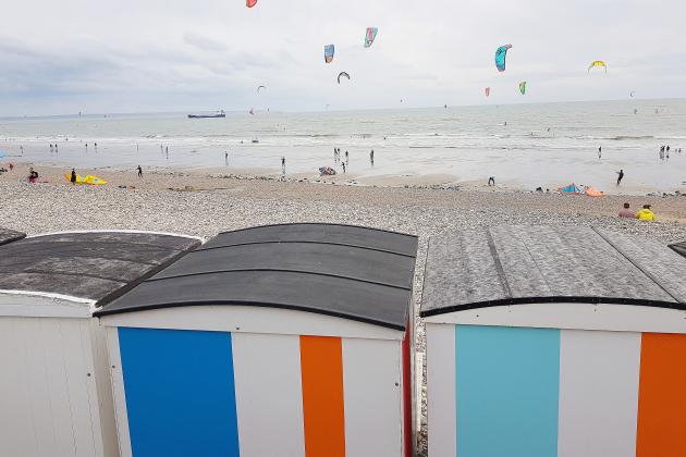 Reconfinement : les plages, parcs et jardins resteront ouverts