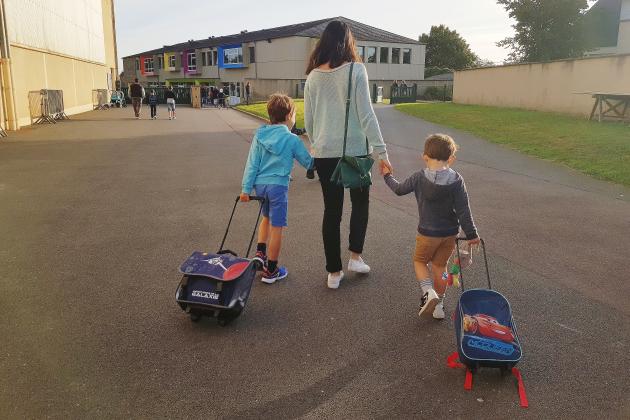 Les écoles restent ouvertes, un soulagement pour les parents