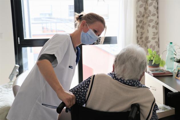 Covid-19 : la Ville recrute des aides-soignants et des infirmiers