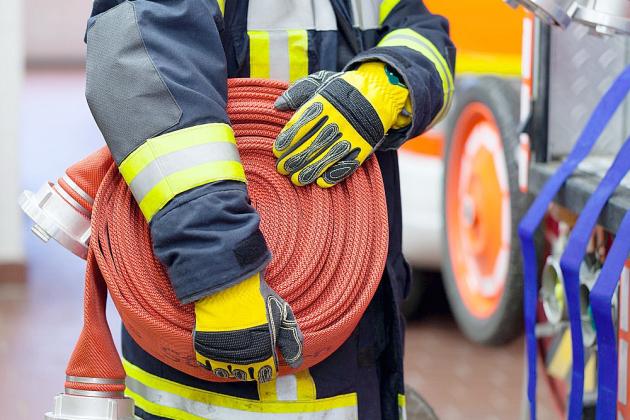 Un incendie ravage une maison à Beuzeville, la famille relogée