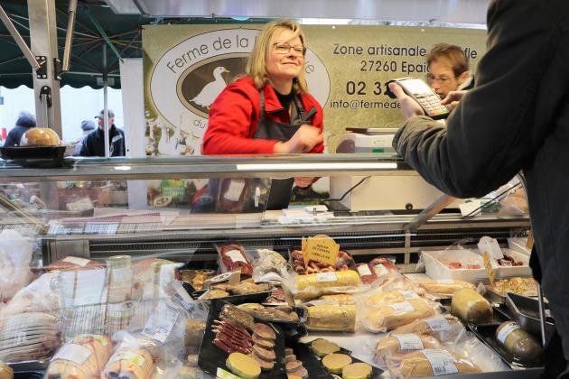 Le marché au foie gras maintenu mais délocalisé