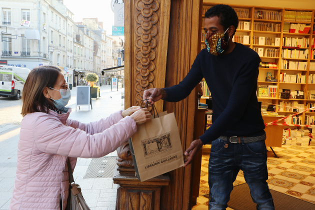 [Reportage] Caen. Ces commerces mettent en place le
