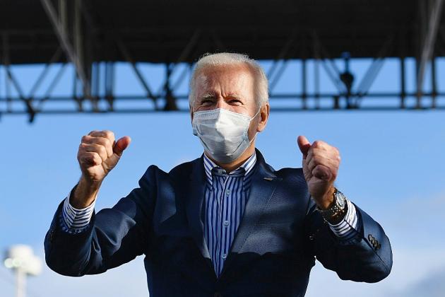 Joe Biden élu président, il succède à Donald Trump