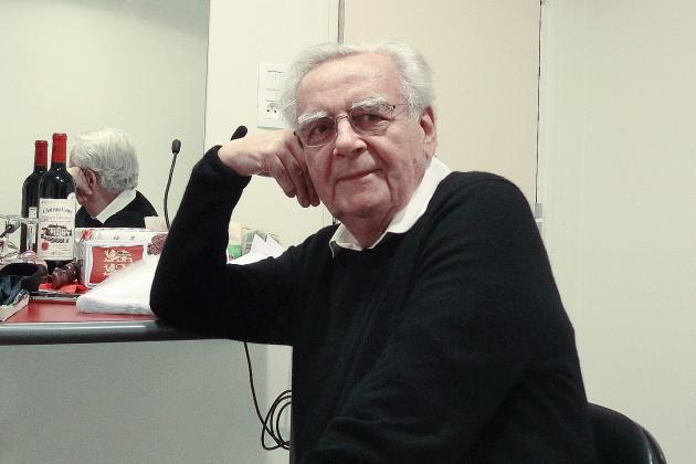 Bernard Pivot confie ses archives à l'Imec