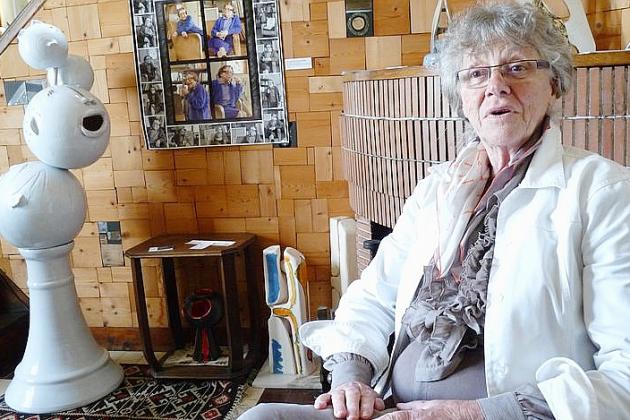Disparition de Jocelyne Mahler, amie fidèle de la peintre Yvonne Guégan
