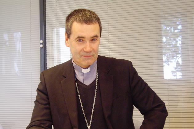 Le nouvel évêque sera installé dimanche 10 janvier