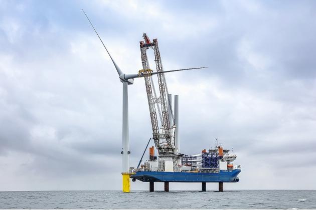 Fécamp veut le quatrième parc éolien en mer