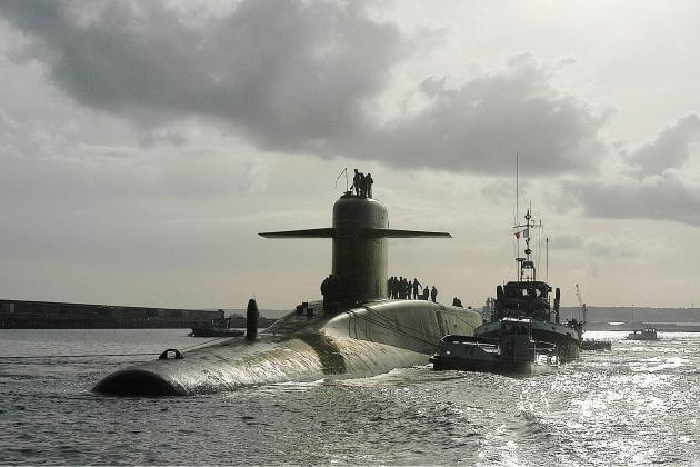 Un incendie à Naval Group, dans le local du sous-marin l'Indomptable