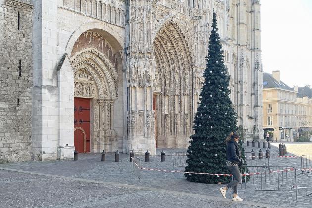 Pas de marché de Noël, mais davantage d'illuminations et des nouveautés