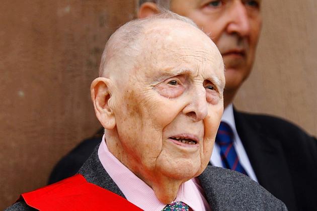 Daniel Cordier, l'avant-dernier Compagnon de la Libération, est mort
