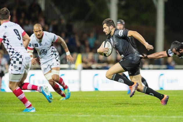 Rugby. Les Lions de Rouenrattrapés par les Grenoblois