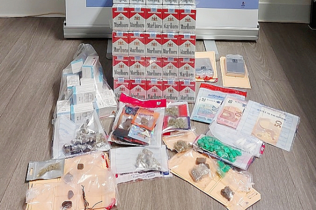 Les trafiquants de drogue livraient leurs clients à domicile