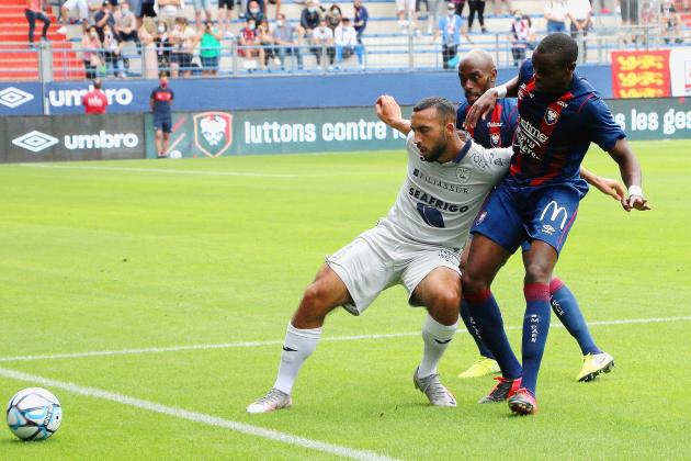 Caen renverse Le Havre dans le derby normand