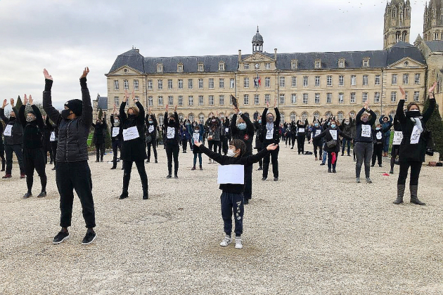 Des flashmobs pour défendre l'enseignement artistique