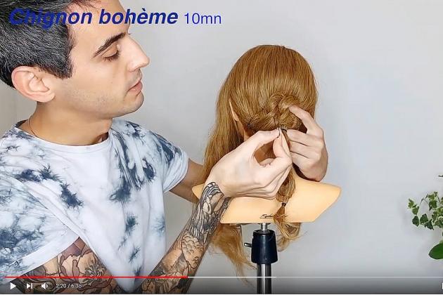 Des tutos pour réaliser des coiffures simples et chics de chez soi