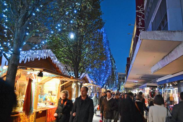 Une soixantaine d'artisans au cœur d'un marché de Noël en ligne