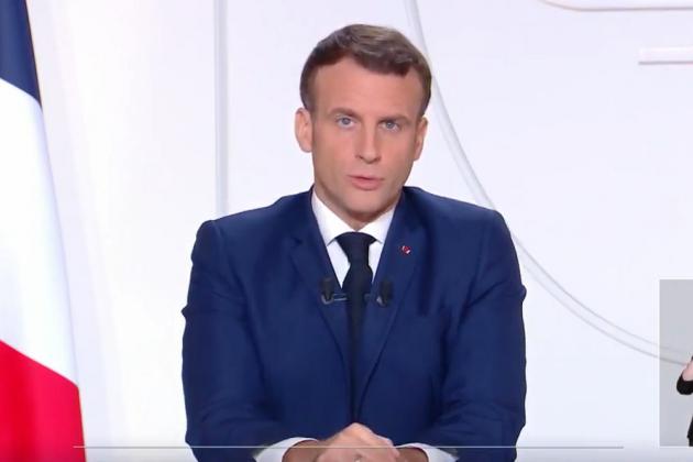 Commerces, restaurants, déplacement : les annonces d'Emmanuel Macron