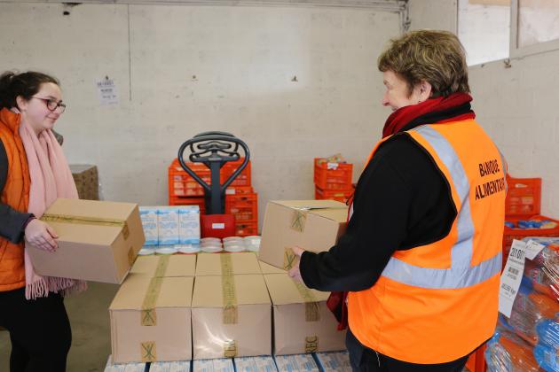 La Banque alimentaire maintient sa collecte les 27 et 28 novembre
