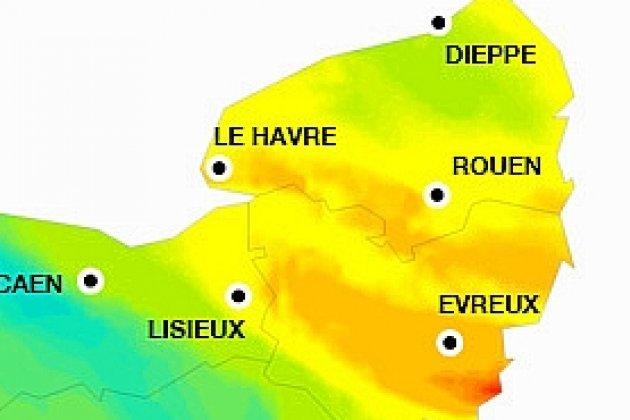 Pollution aux particules fines en Seine-Maritime et dans l'Eure