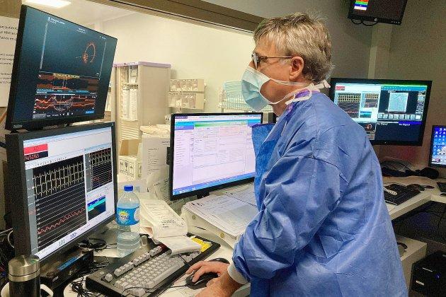 Cardiologie: de nouveaux outils à l'hôpital privé Saint Martin